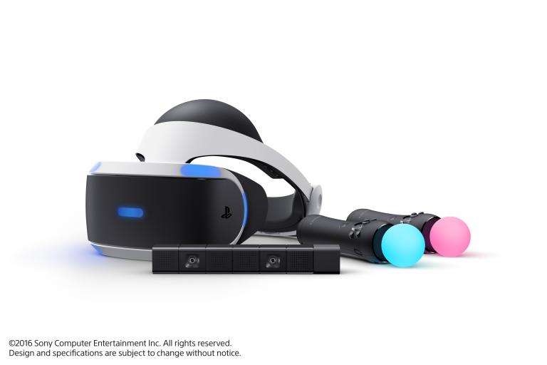 GDC 2016 : Playstation VR, disponible en octobre 2016 pour la somme de 399 euros !