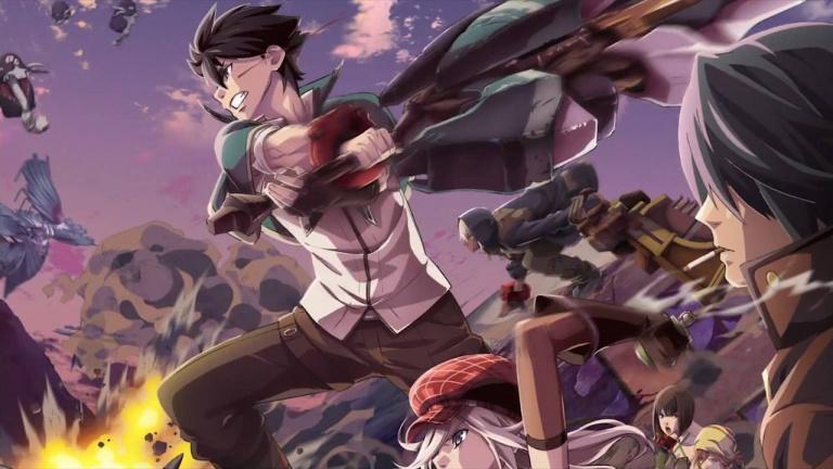 Anime God Eater en Simulcast H+1 : Episode 13