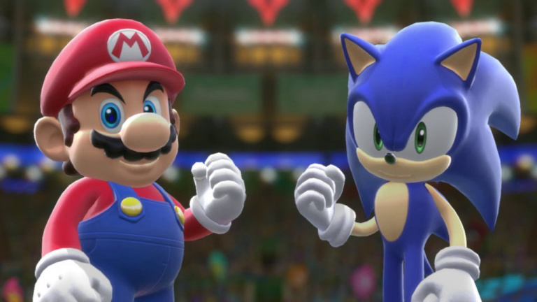 On joue à Mario & Sonic aux Jeux Olympiques de Rio 2016 sur 3DS à 12h