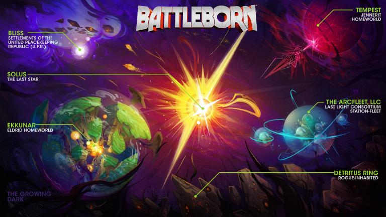 """Battleborn : Découverte du mode """"Campagne"""""""