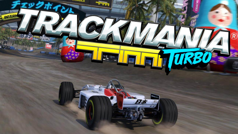 Promo : Trackmania Turbo à -25%