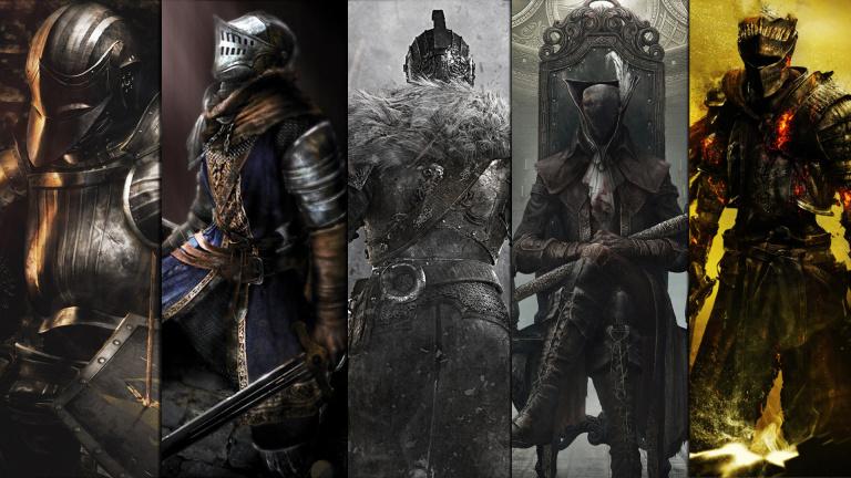 De Demon's Souls à Dark Souls 3 - Retour sur la saga des Souls