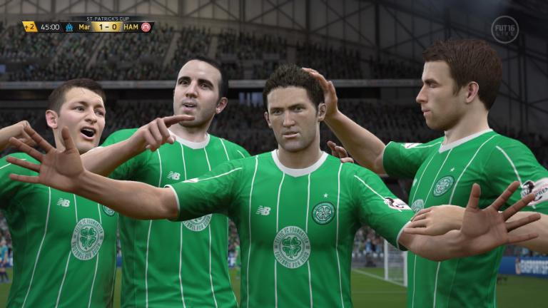 FIFA 16 - FUT : La Saint-Patrick