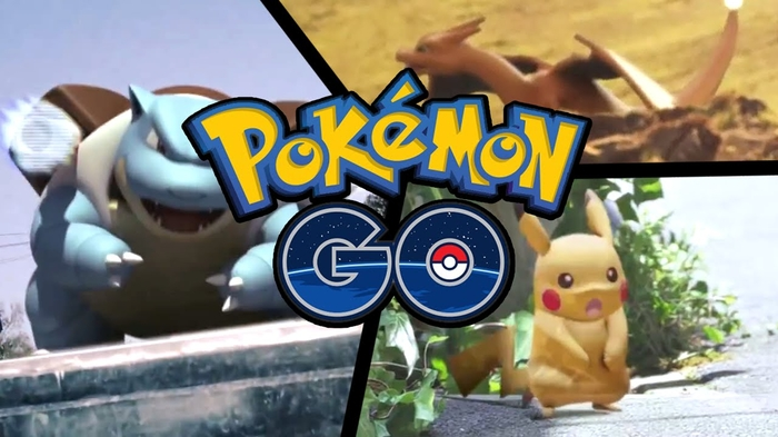 Enfin du gameplay pour Pokémon GO