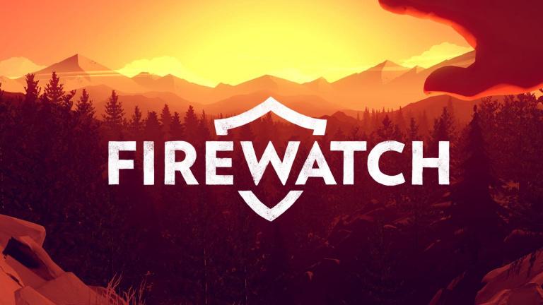 Firewatch atteint les 500.000 ventes le premier mois