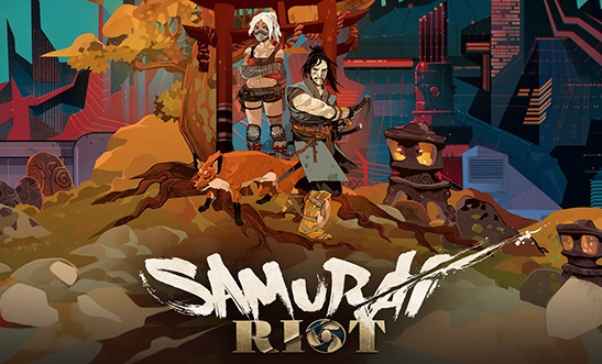 Samurai Riot, le beat'em up à l'ancienne, arrive sur Steam Greenlight