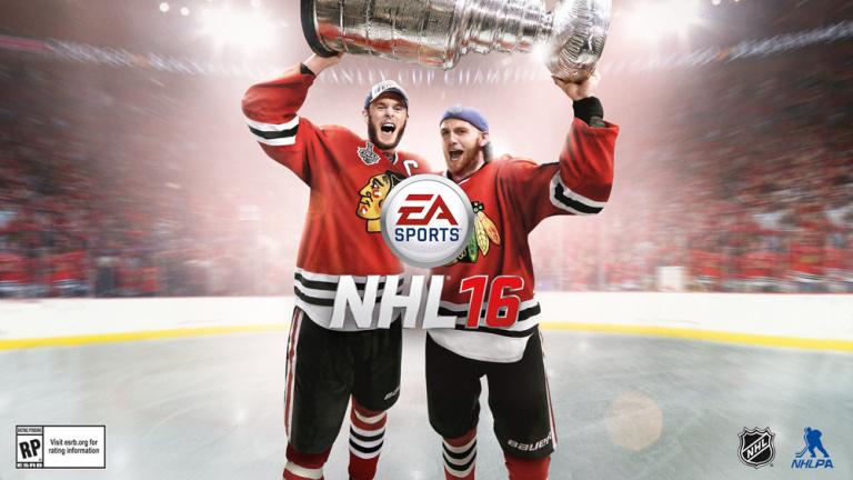 NHL 16 rejoint les titres gratuits de l'EA Access à la fin du mois