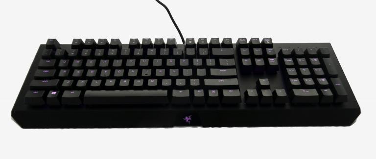 Test Razer BlackWidow X Chroma : Quelques grammes de finesse, dans un monde de joueurs