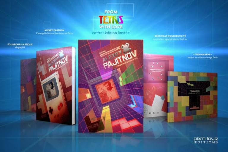 PixnLove annonce l'histoire officielle de Tetris