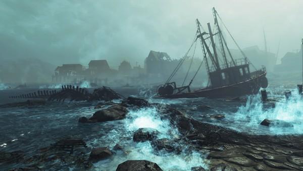 "Fallout 4 : Far Harbor ""plus grand"" que Shivering Isles"