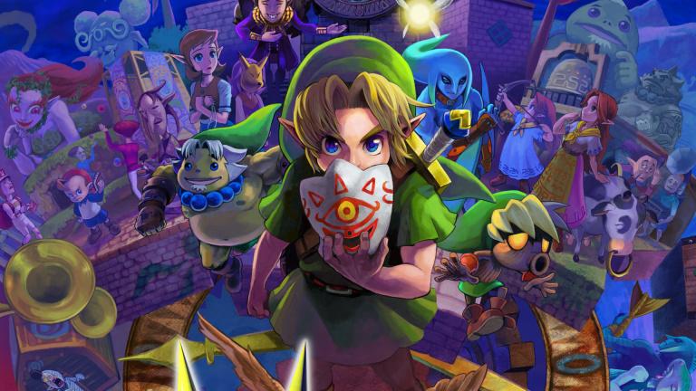 Zelda Majora's Mask sous l'Unreal Engine 4