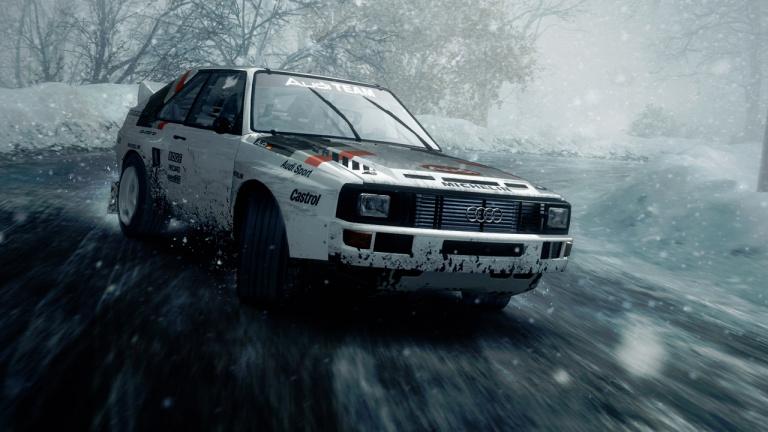 Dirt Rally : Codemasters souhaite écraser la concurrence sur consoles