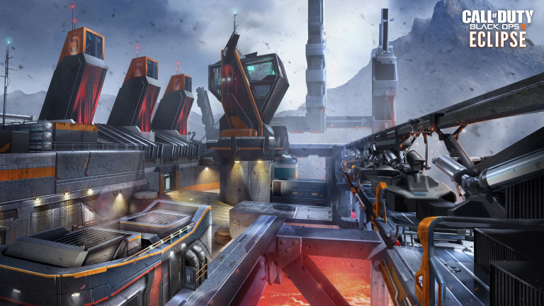 Black Ops 3 : Le pack Eclipse le 19 avril sur PS4