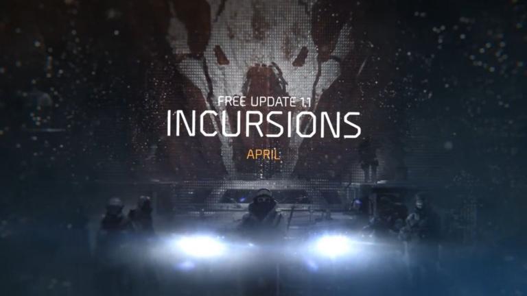 The Division : Le patch Incursion se détaille