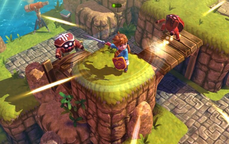 Oceanhorn : Une version Playstation 4 et Xbox One cet été