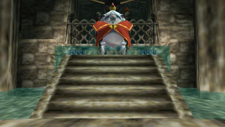 Zelda Ocarina of Time : Le domaine Zora recréé sous Unreal Engine 4