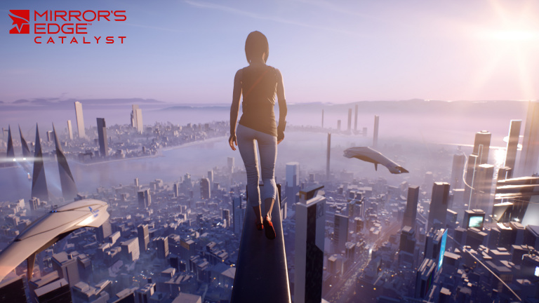 Mirror's Edge Catalyst, à fond la forme