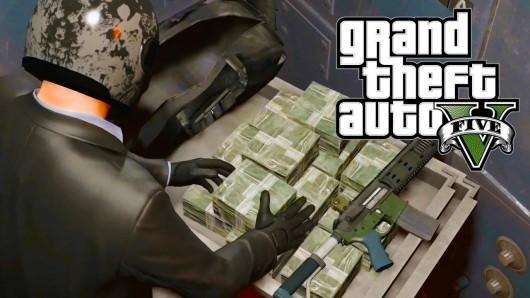 GTA Online : Les joueurs ont dépensé 500 millions de dollars