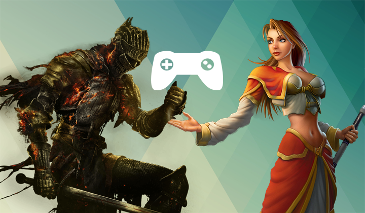 On s'fait une partie ? #3 - Les 5 jeux du moment de Laink et Terracid, l'histoire des MMO et la co-op en streaming