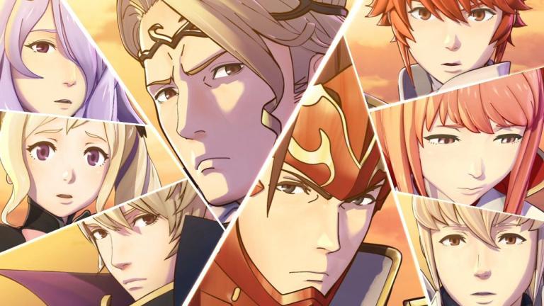 Stream à 18h : Fire Emblem Fates sur 3DS avec Anagund