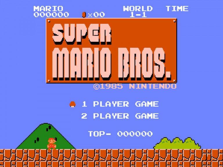 Super Mario Bros : Un nouveau record du monde