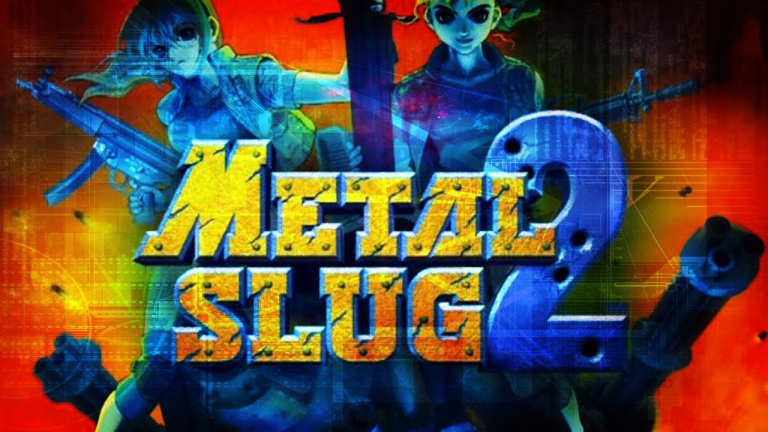Metal Slug 2 porté sur PC via Steam