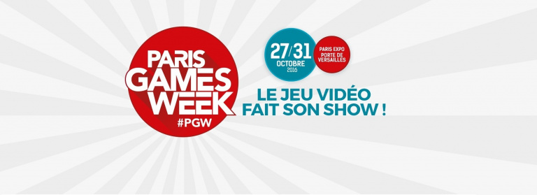 paris games week 2016 la billetterie est ouverte actualit s. Black Bedroom Furniture Sets. Home Design Ideas