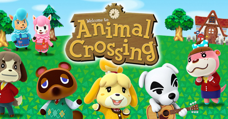 Animal Crossing : 15 ans déjà !