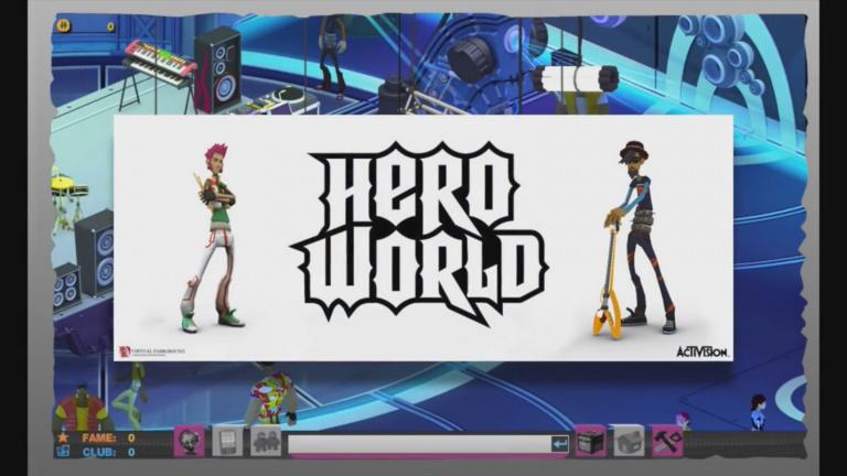 Guitar Hero et DJ Hero ont failli avoir leur MMO
