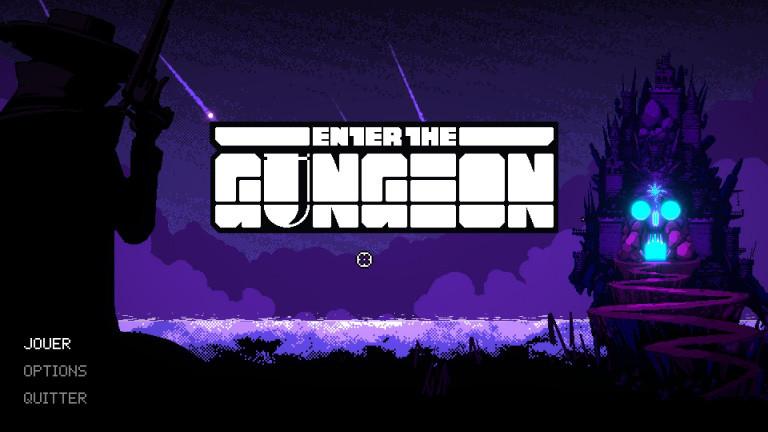 Enter the Gungeon, une des références du roguelike ?