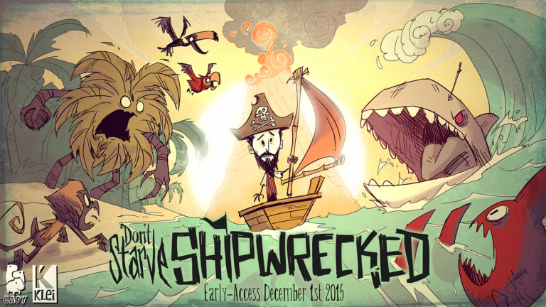 Don't Starve : Shipwrecked arrive sur PlayStation 4