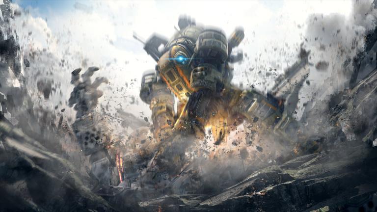 Titanfall 2 listé pour 2016 par GAME UK