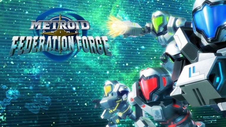 Metroid Prime Federation Force arrive en septembre sur 3DS