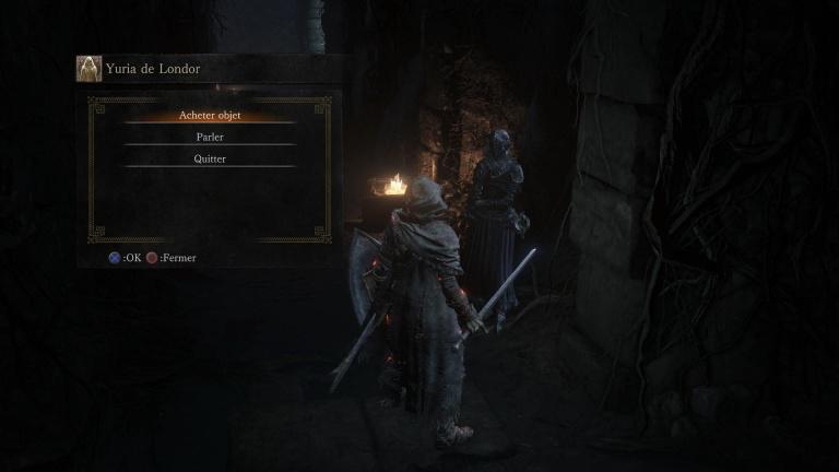 Yuria De Londor Astuces Et Guides Dark Souls Iii