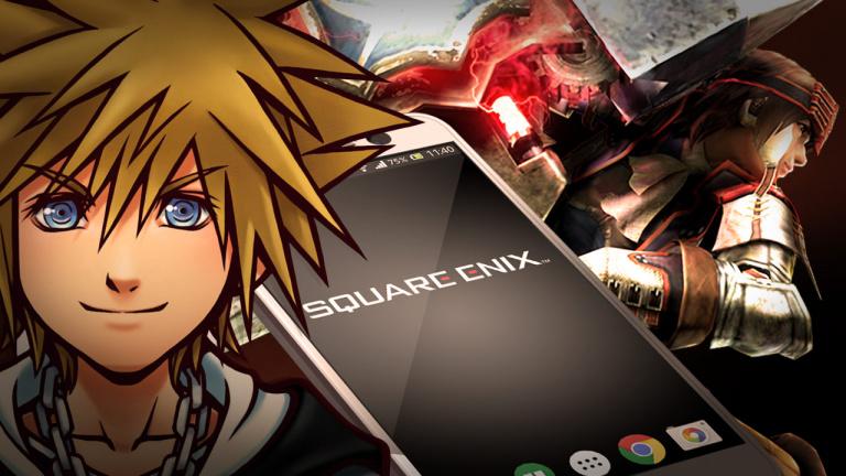 Mobile, Gloire & Tactile #07 : Monster Hunter, Kingdom Hearts, Clash Royale...
