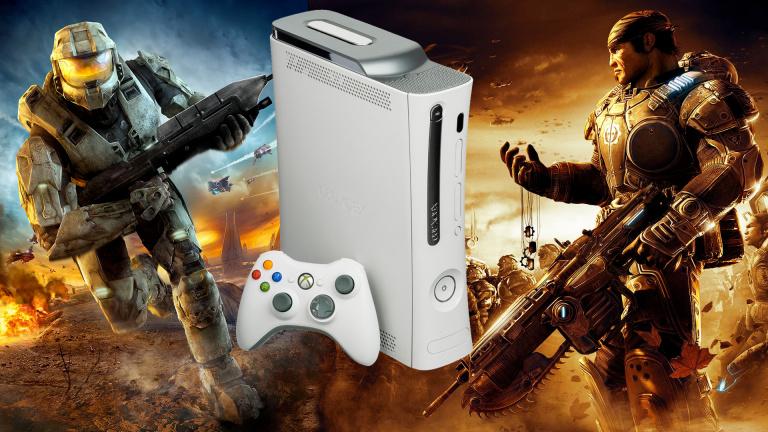 Retour en vidéo sur l'Histoire de la Xbox 360