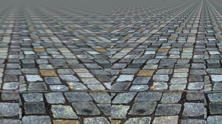 Au Clair de la Tech : La gestion des textures : qualité, filtrage et relief