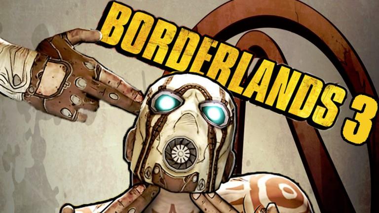 Borderlands 3 confirmé par Gearbox