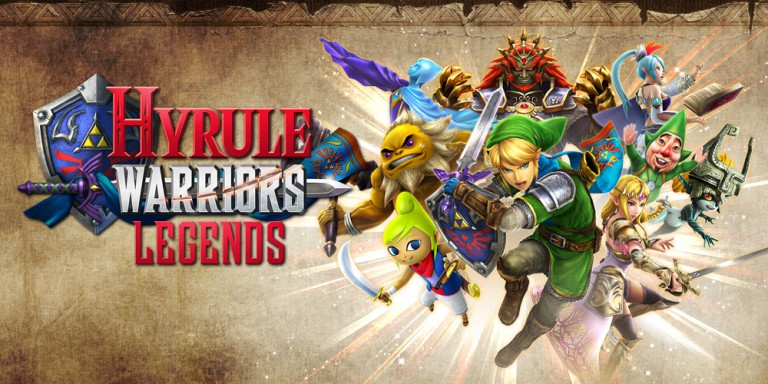 Concours : gagnez une New 3DS et Hyrule Warriors Legends