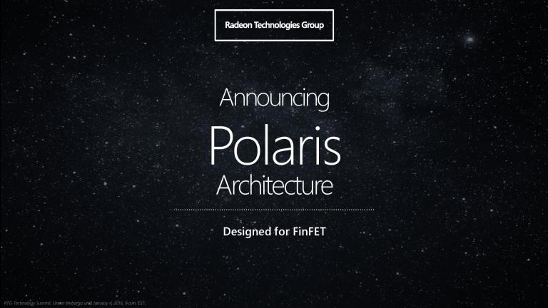 """Les Radeon """"Polaris 10"""" au niveau des GeForce GTX 980 Ti, mais deux fois moins chères ?"""