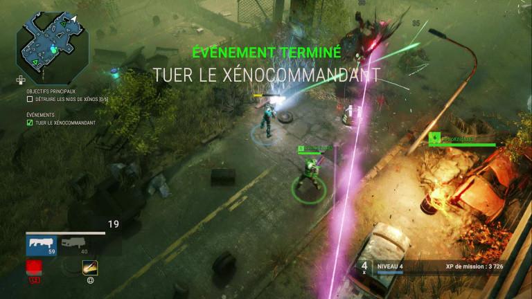 Alienation : Dead Nation contre les extra-terrestres