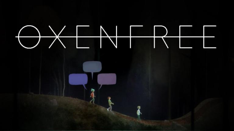 Oxenfree s'offre une sortie PS4 en mai