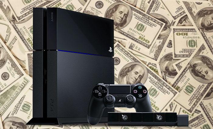 PlayStation 4 : 40 millions de consoles vendues