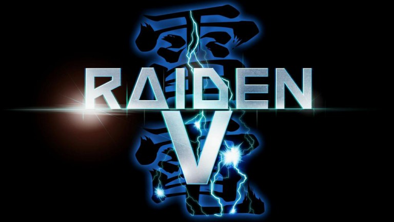 Raiden V : Le shoot'em up débarque en Europe