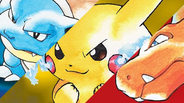 1,5 millions d'unités pour la réédition des premiers Pokémon