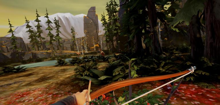 Fated : Les Vikings brandissent la hache en réalité virtuelle