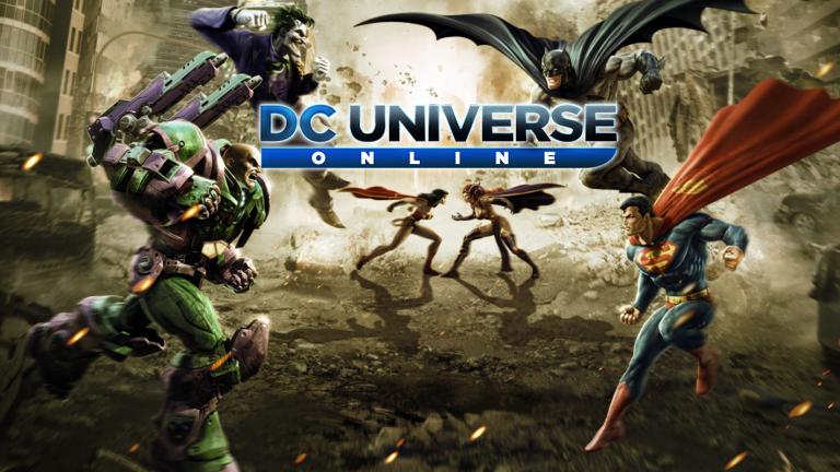 Les super-héros de DC Universe Online débarquent sur Xbox One