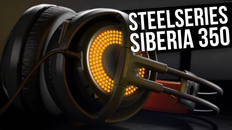 Le casque Steelseries Siberia 350 à gagner