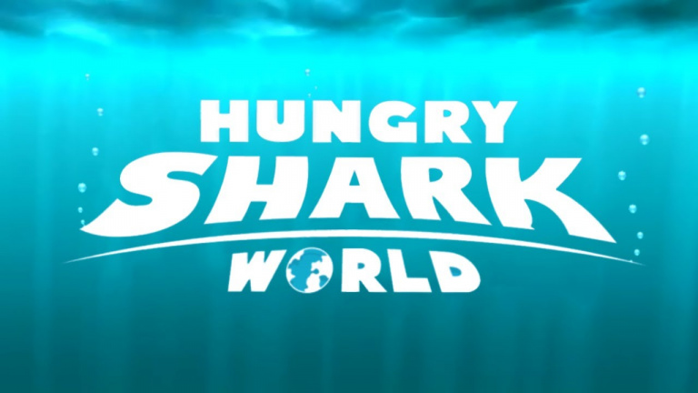 Hungry Shark World : Le festin ne fait que commencer
