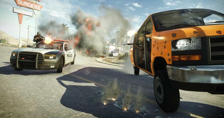 EA offre les DLC de Battlefield 4 et Hardline